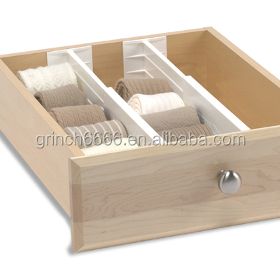 Narrow Drawer Organizer Medium In Bins