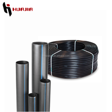 JH0493 dn400 pe pipe black pipe 6 inch water pipe