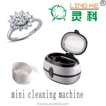 ring cleaning machine