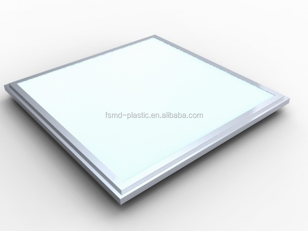 Square Pmma Acrylic Frosted Diffuser Plastic Sheet For Led Panel ...