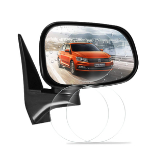 Car Accessory Anti Fog Film Anti Water Car Rearview Mirror Film Anti Rain Automobile Rearview Mirror Protector