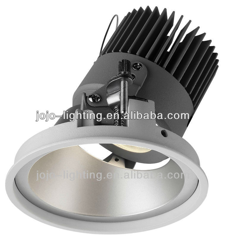 COB 21W led jewelry store light for Jewelry store application 3 years warranty