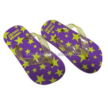 cbea00c730eb4 Cheaper Kid Girl Silk Printing Flip Flop - Buy Bulk Pe Flip Flops