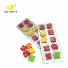 18g Fruitige Smaak Zure Fruit Zachte Chewy <span class=keywords><strong>Snoep</strong></span> Fruit <span class=keywords><strong>Zwitserse</strong></span> Sugus <span class=keywords><strong>Snoep</strong></span>