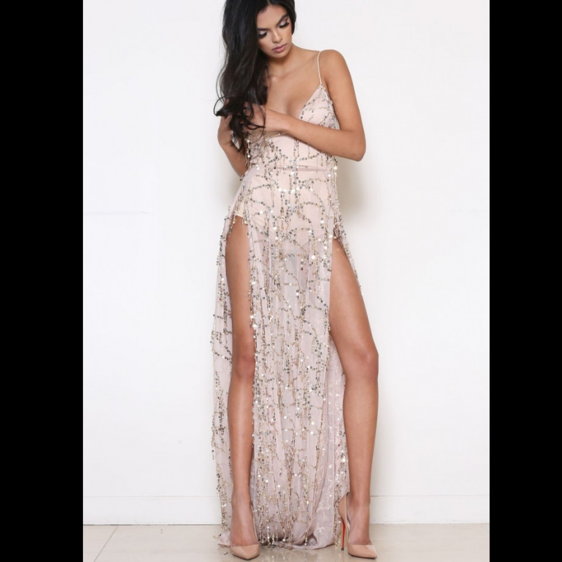 28e35748768d1 China Long Sequin Backless