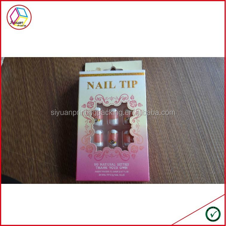 False Nail Packaging, False Nail Packaging Suppliers and ...