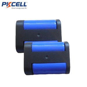 Pkcell 6v Li-Mno2 2CR5 1400mah lithium battery
