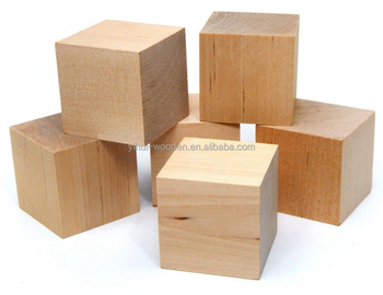 Wooden crafts unfinished wood building blocks creative for Where to buy wood blocks for crafts