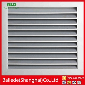 supply high quality aluminium louver casement windows manufacturers specializing