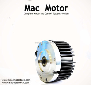 Mac High Power Density unite motor 24v
