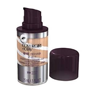 CoverGirl & Olay Eye Rehab Concealer, Medium 350-0.5 fl oz (15 ml)