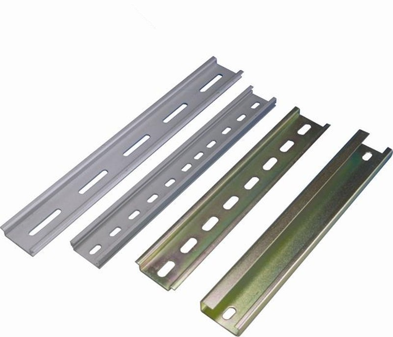 Aluminum Or Steel 15mm 35mm 32mm Din Standrad Mounting