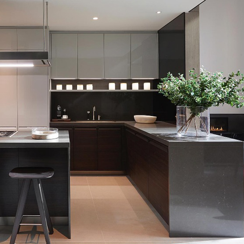 Venta al por mayor muebles cocina esquina-Compre online los ...