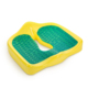 Washable Office Car Patio Cushions Sofa Outdoor Silicone Gel Seat Cushion