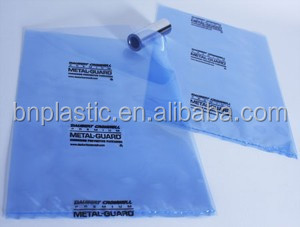Printed Vci Bag With Blue Color