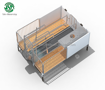 Pig Equipment Farrowing Crates / Pig Farrowing Pen