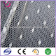 Wholesale dot tulle dacron fabric material for making dresses