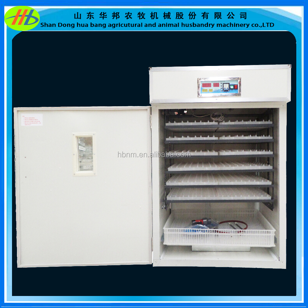 Hot sale full automatic egg incubator/chicken incubator/egg incubator made in china for sale