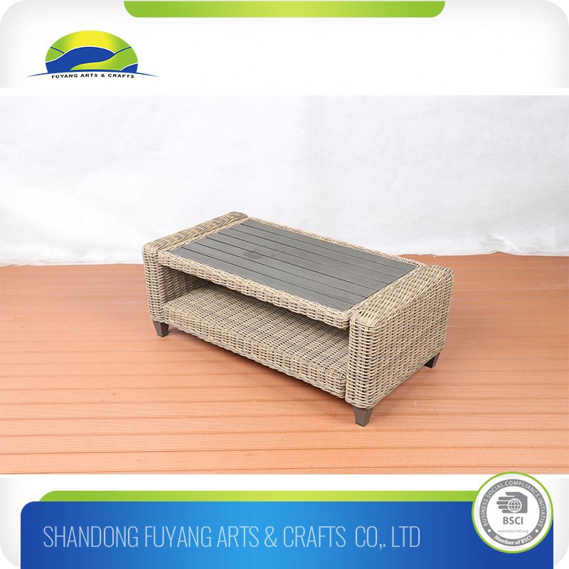 Fashion Design Modern Rattan Sectional Sofa Luxury Rattan Sofa