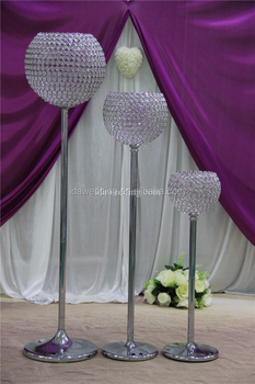 Guangzhou wedding accessoriescrystal beaded columnsk9 crystal guangzhou wedding accessoriescrystal beaded columnsk9 crystal wedding pedestal columns cheap junglespirit Images