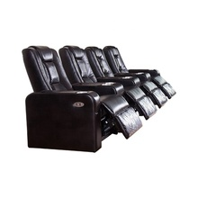 VIP Power Motion Eklektik <span class=keywords><strong>Bioskop</strong></span> dengan Harga Murah Home Theater 3 Seater Power Kursi Sofa