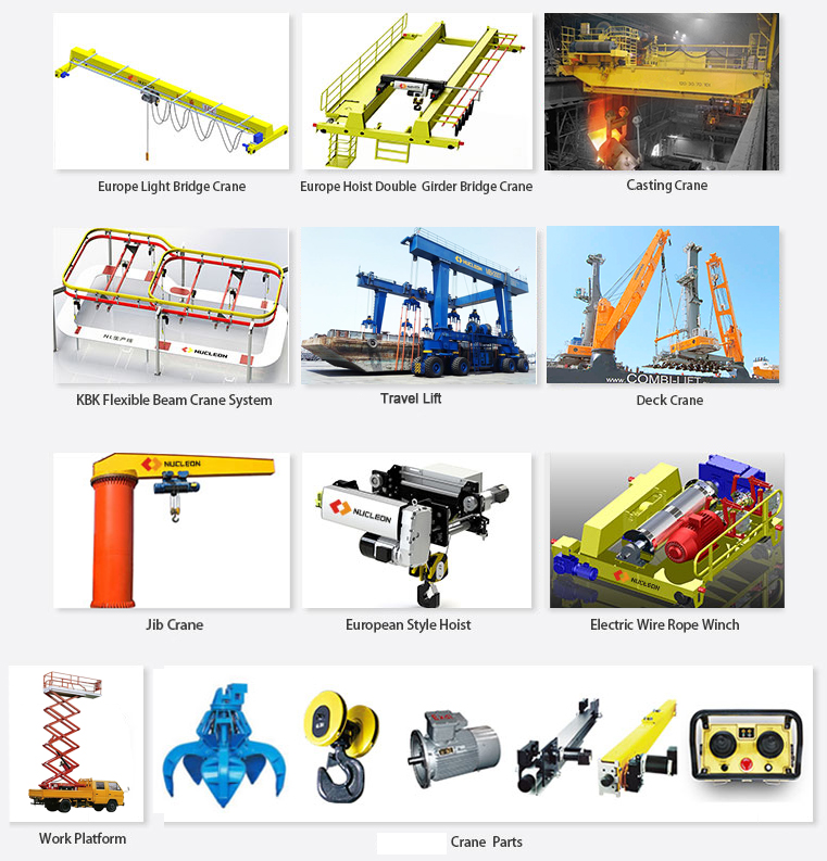 KBK Light Crane System With High Quality