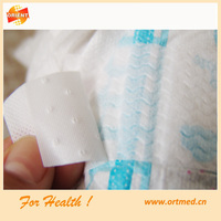 Dry and Soft Disposable Adult / Pet / Baby Diaper