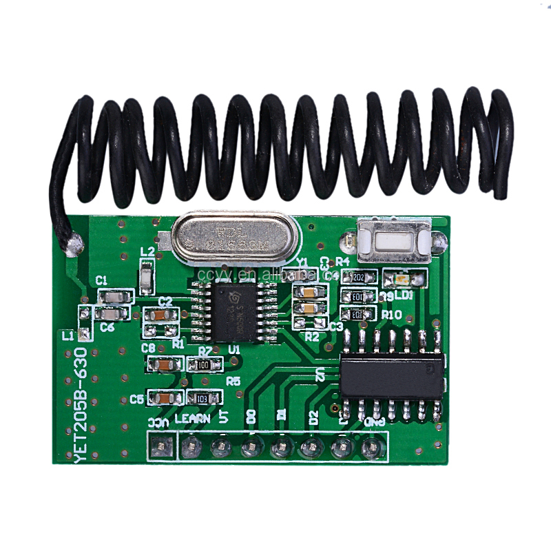 315-433mhz rf transmitter and receiver module (fcc regulation)
