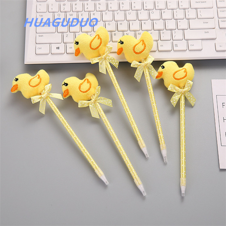 Oman best selling leuke briefpapier producten cartoon dier goedkope plastic balpennen office novelty gratis monster balpen