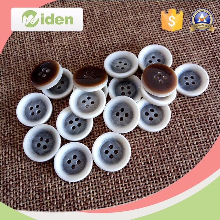 Resin Craft Music Clothing Buttons Covered Buttons