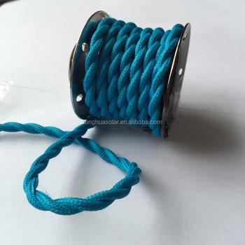 Hanf-kabel Verfügbar Diy Kabel Antik Vintage Edison Stil Farbe Tuch ...