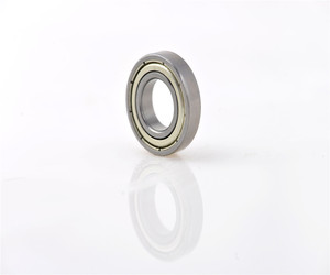 Chrome Steel Ball Bearing Metal Shield 10x26x8mm 6000ZZ Deep Groove Ball Bearing