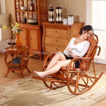 Antique Cane Wood Indoor Wicker Rocking Chairs - Buy Wicker ...