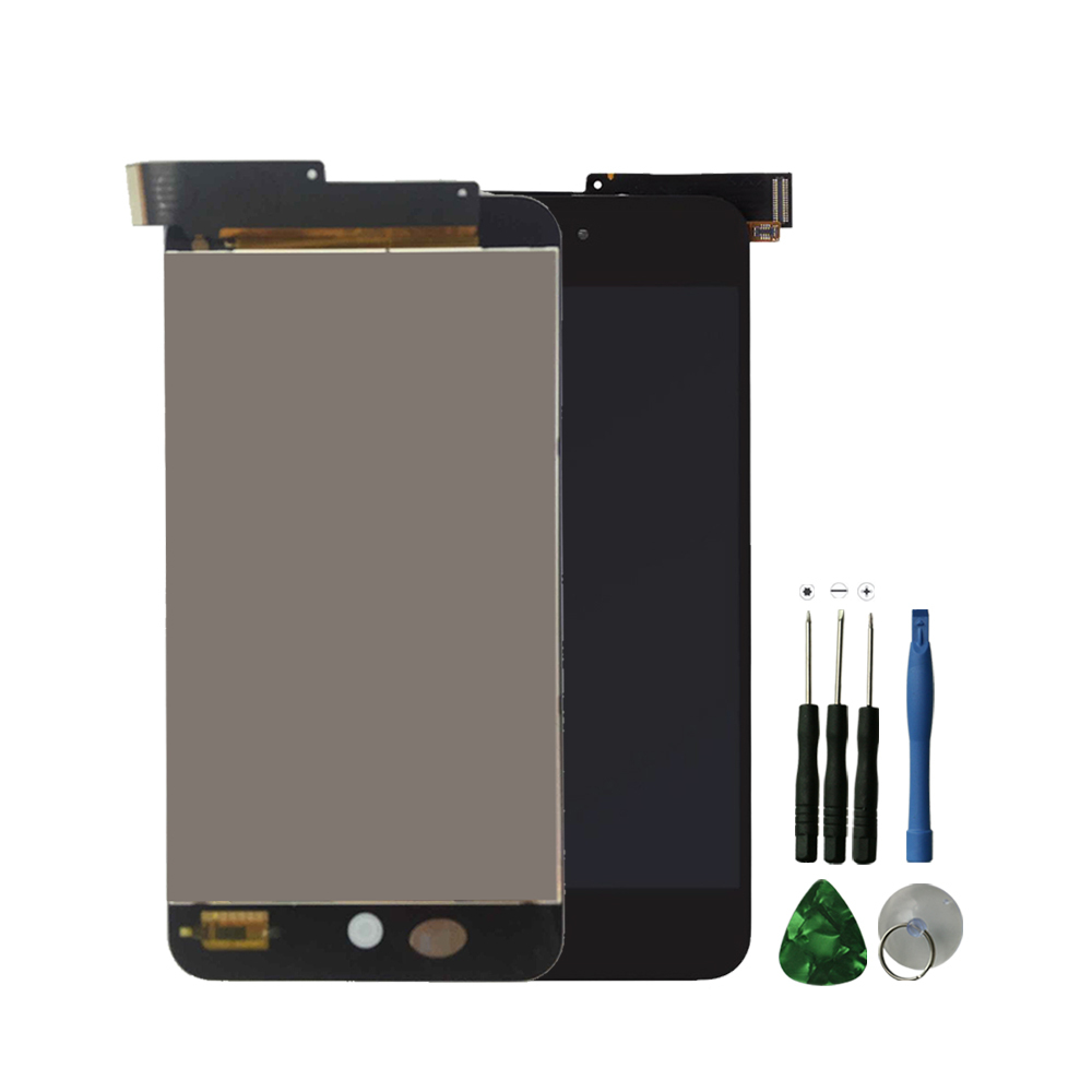 For MEIZU MX2 LCD Display with Touch Screen Digitizer, LCD Assembly replacement For MEIZU MX2 M040 Black