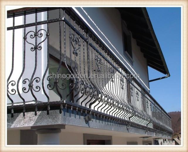 gyd 15b046 ornementales balustrade en fer forg rampes de. Black Bedroom Furniture Sets. Home Design Ideas