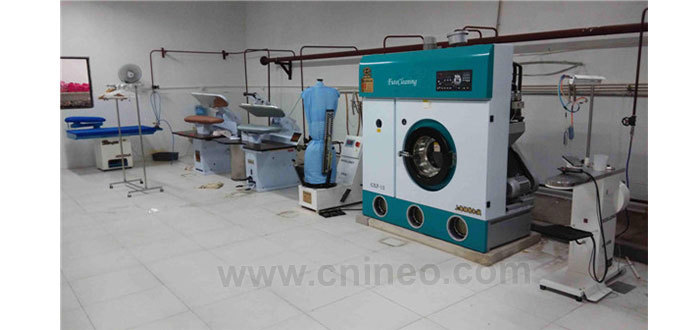 Stainless Steel Heavy Duty Commercial Hotel Laundry
