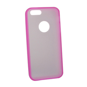 TPU + PC plastic matte cell phone case for iPhone5S