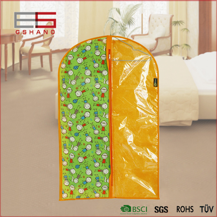 Capacity Breathable Cloth Cover Baby Garment Bag For Garment
