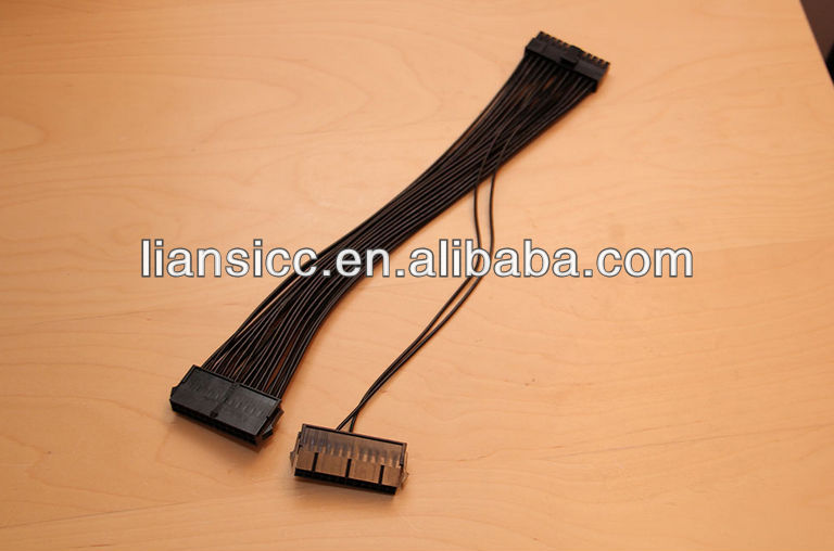 24Pin 2-way PSU starting cable