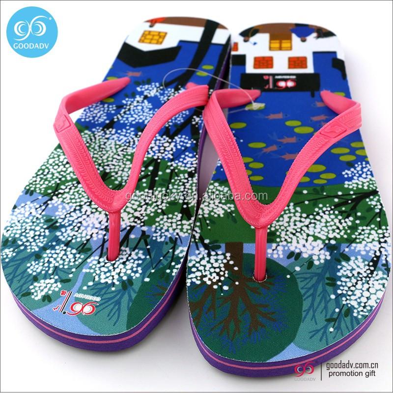 ... musim panas laki laki sandal dan sandal sandal Kayu coklat. Source ·  Pria flip flop Retro pria sepatu sandal sepatu Cina gaya lukisan minyak  pribadi 92f68c85c7