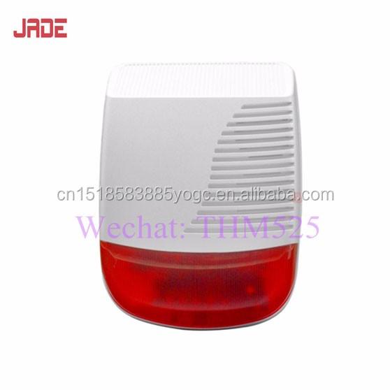 Rapture Dc 12v Led Flashing Lamp Security Alarm Strobe Signal Warning Light Siren Security Alarm