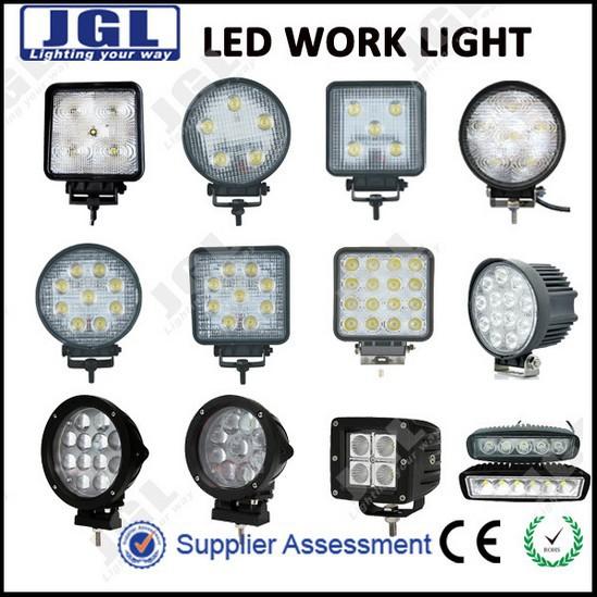 6.5 Inch 55w Hid Driving Lights 4x4 4wd Driving Spotlights Car ...