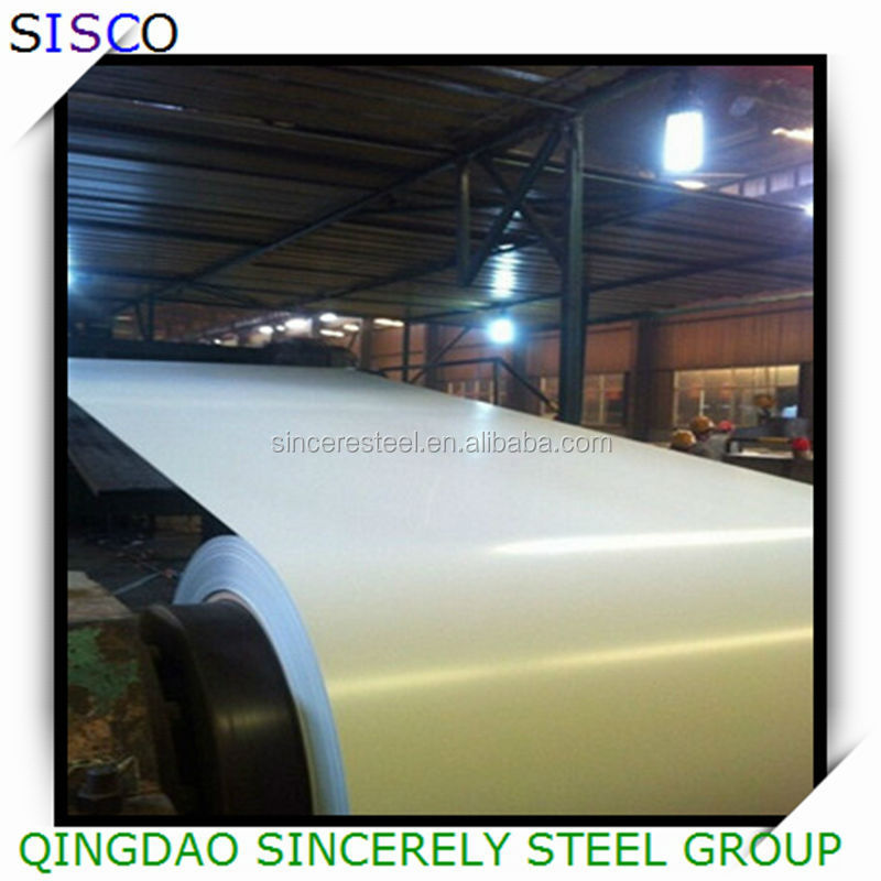 Prepainted Galvanized Steel Coil factory, mill promotion dx51d 1250mm width zinc 80g/m2 prepainted galvanized steel