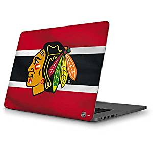 NHL Chicago Blackhawks MacBook Pro 13 (2013-15 Retina Display) Skin - Chicago Blackhawks Jersey Vinyl Decal Skin For Your MacBook Pro 13 (2013-15 Retina Display)