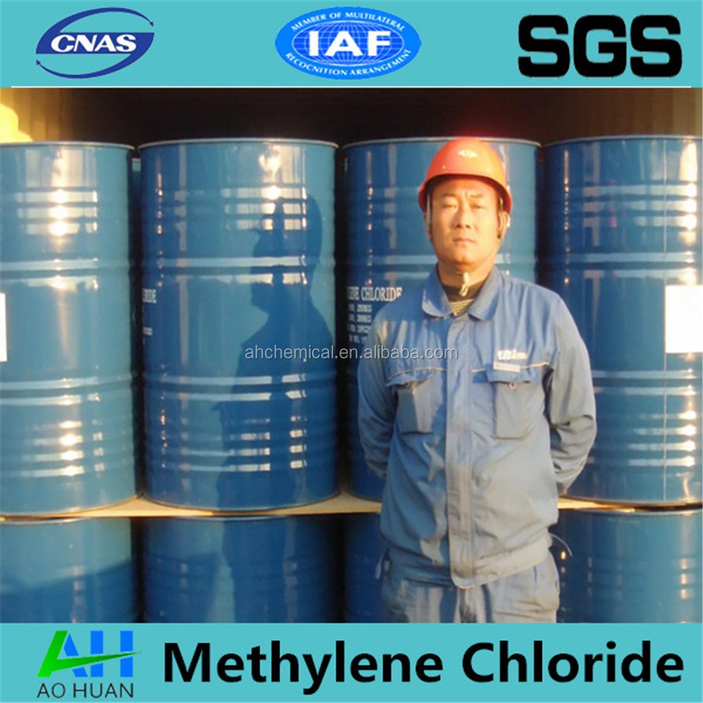 Chlorinated Solvent high purity Methylene chloride MC
