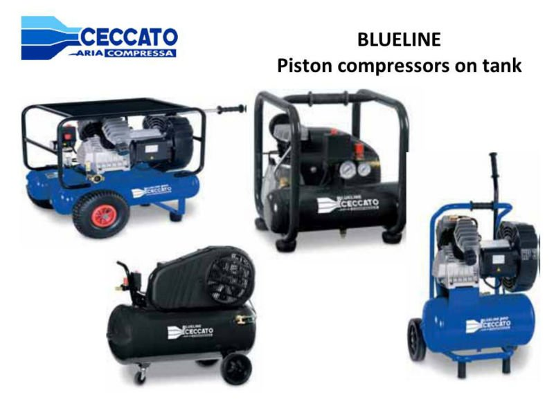 Ceccato Air Compressor