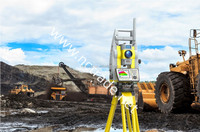 Geomax Zoom 90 series Geomax robotic total station