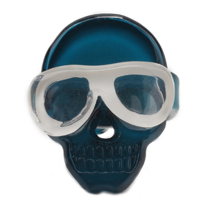 Derkun Jewelry Factory 2017 Hot plastic mask Ring for wholesale good price
