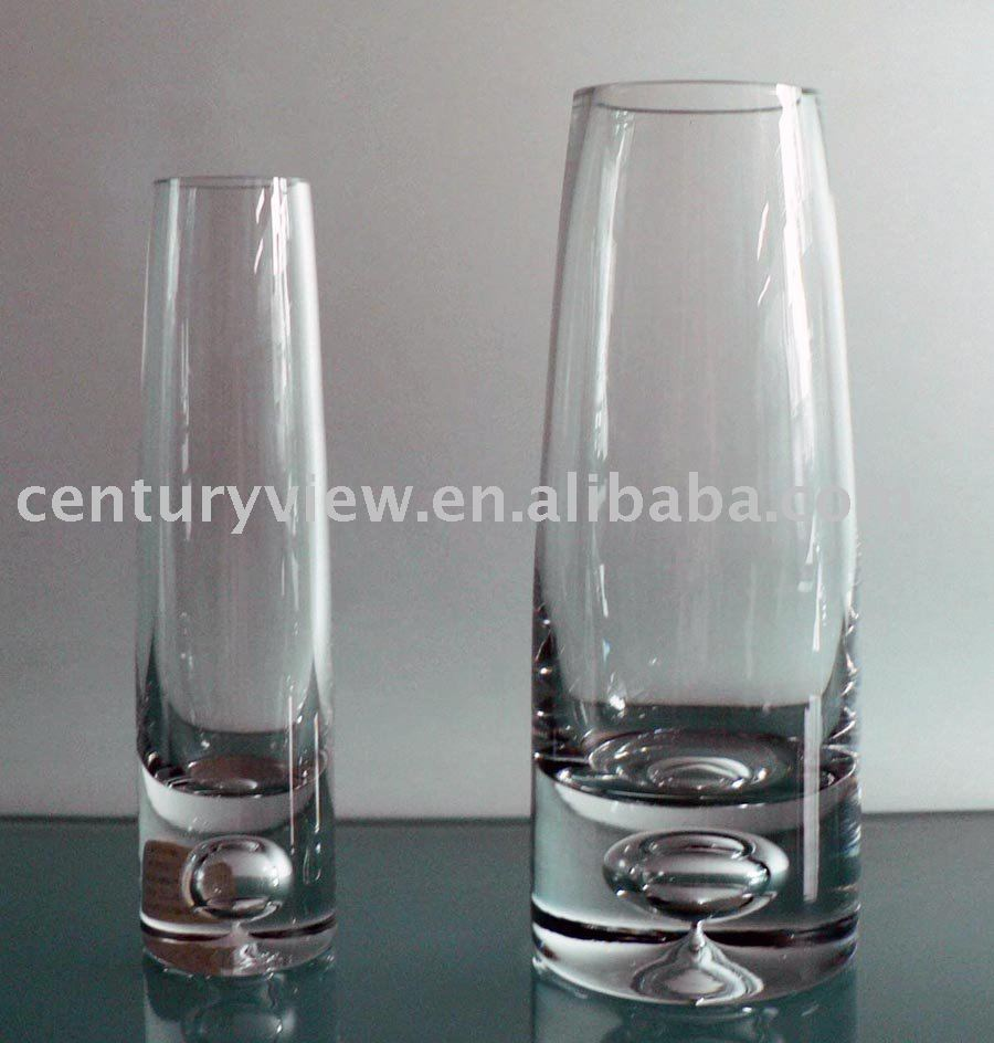 Glass vase with a bubble in bottom buy glass vaseflat glass glass vase with a bubble in bottom buy glass vaseflat glass vasesglass flower vase product on alibaba reviewsmspy