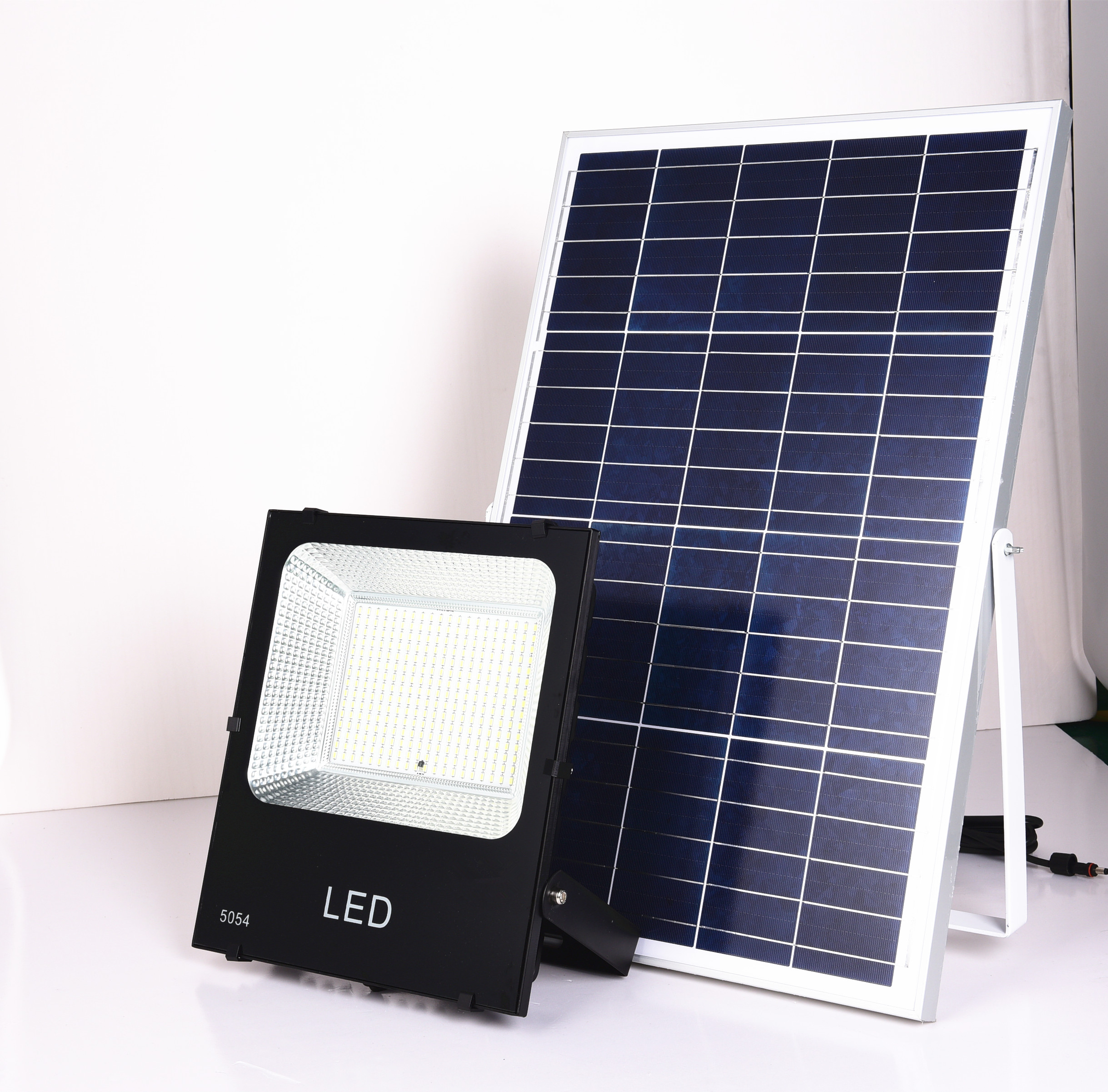 200 W กันน้ำกลางแจ้ง Security House YARD Energy Wireless Garden Solar LED Flood LIGHT
